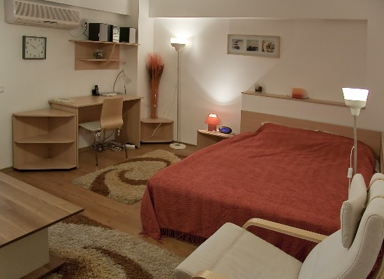 Apartment studio area Baneasa Bucharest, Romania - BANEASA STUDIO - Picture 2