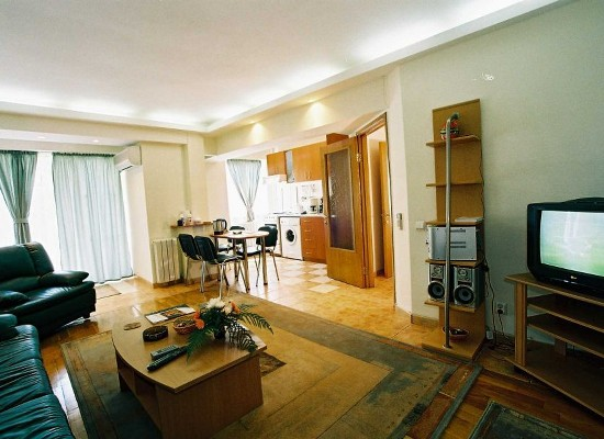 Appartement deux pieces region Dorobanti Bucarest, Roumanie - DOROBANTI 7 - Image 3