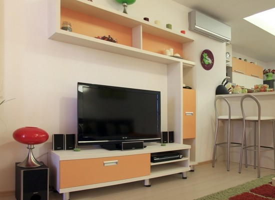 Apartment one bedroom area Aviatiei Bucharest, Romania - HERASTRAU 2 - Picture 1