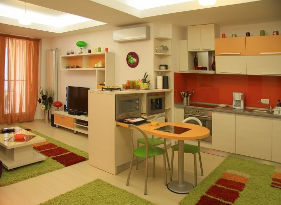 Apartment one bedroom area Aviatiei Bucharest, Romania - HERASTRAU 2 - Picture 4