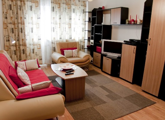 Apartment one bedroom area Romana Bucharest, Romania - LAHOVARI - Picture 4