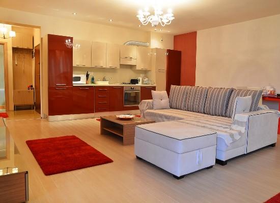 Apartment two bedrooms area Aviatiei Bucharest, Romania - NORDULUI 2 - Picture 1