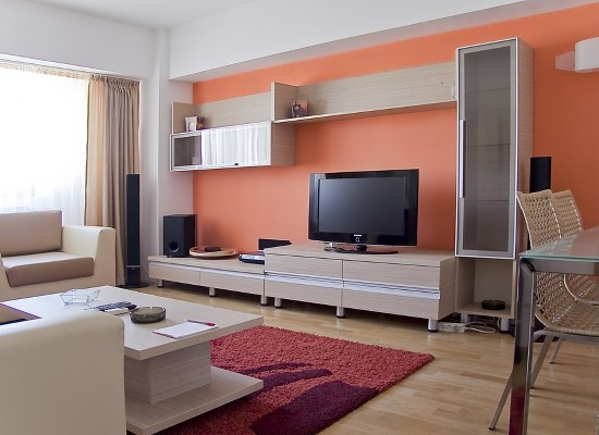 Apartment two bedrooms area Unirii Bucharest, Romania - OPTINOVA - Picture 1